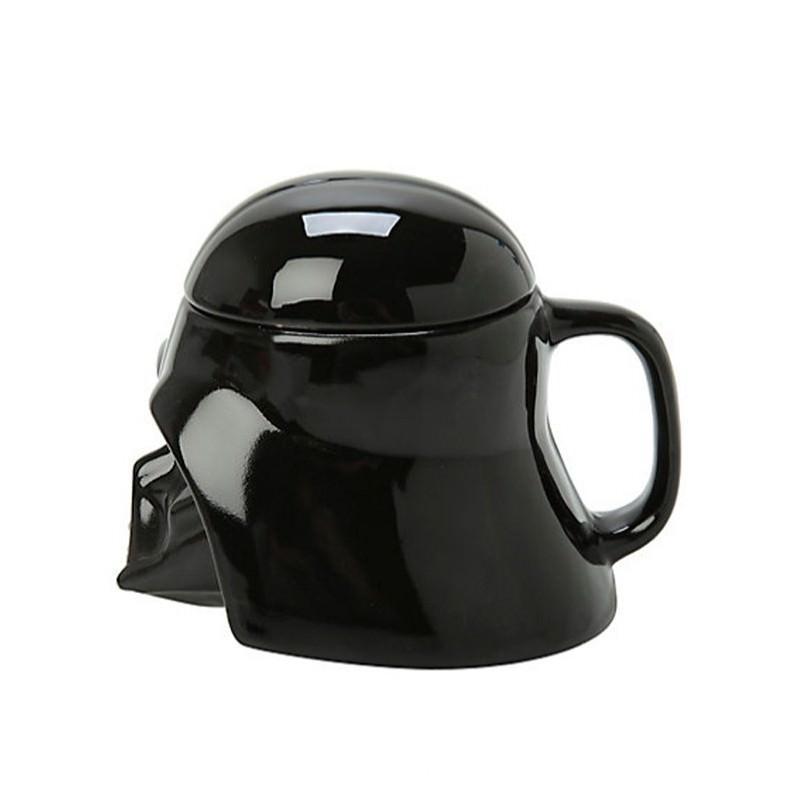Керамическая чашка Star Wars (кружка Стар Варс): 680 мл, съемная крышка 202767