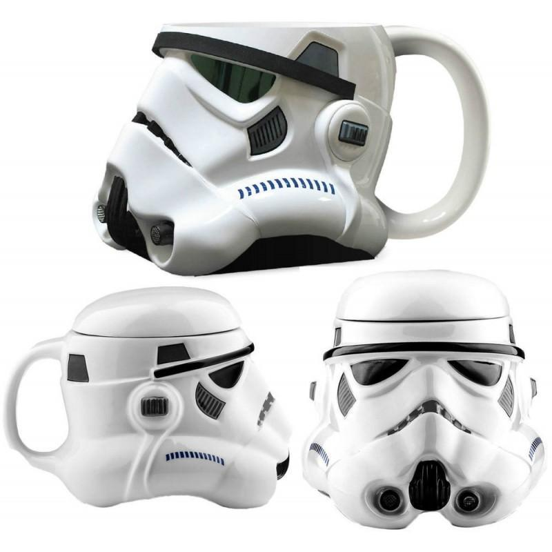 Керамическая чашка Star Wars (кружка Стар Варс): 680 мл, съемная крышка 202768