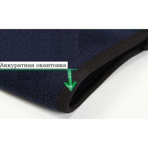 25595 - Теплая маска-балаклава Heat с подкладкой из флиса и воздухопроницаемой вставкой