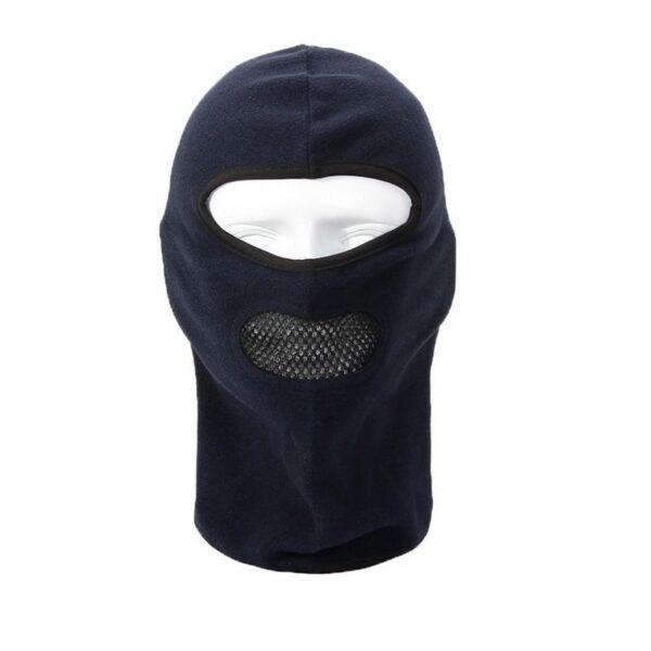 25597 - Теплая маска-балаклава Heat с подкладкой из флиса и воздухопроницаемой вставкой