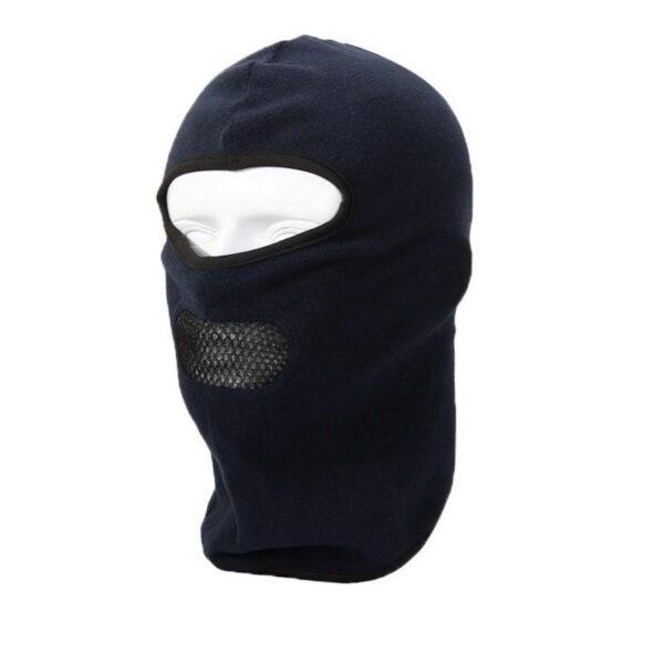 25598 - Теплая маска-балаклава Heat с подкладкой из флиса и воздухопроницаемой вставкой