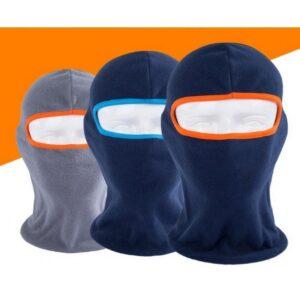 Утепленная маска-балаклава Skier