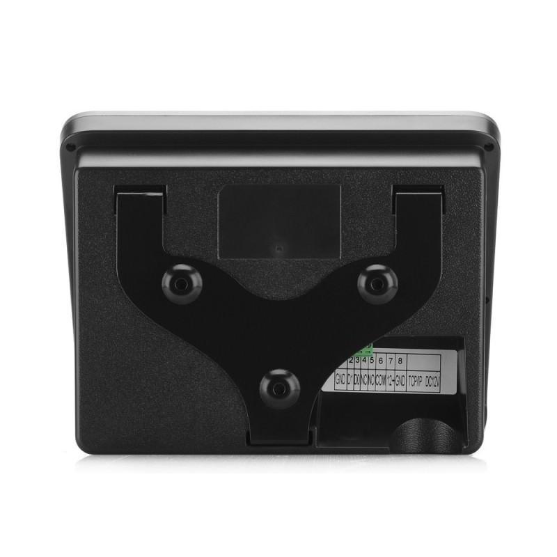 Биометрическая система контроля и учета: сканер отпечатков пальцев, кооперативное распознавание лиц 185542