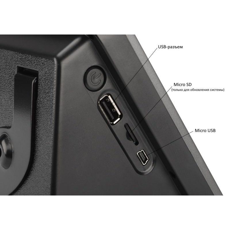 Биометрическая система контроля и учета: сканер отпечатков пальцев, кооперативное распознавание лиц 185544