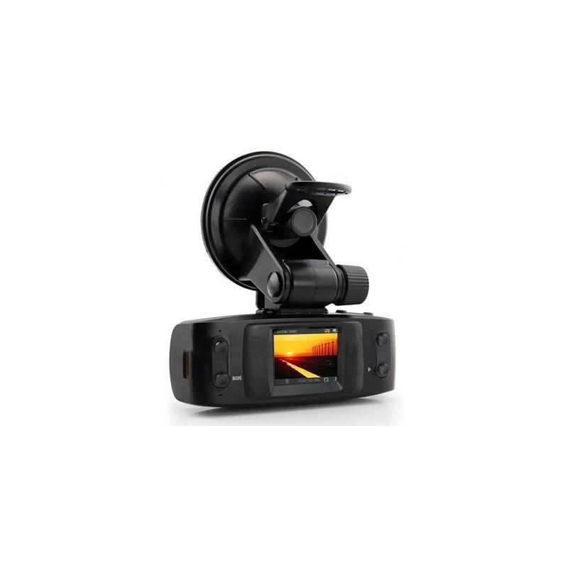 Автомобильный видеорегистратор, обзор 120°, Full HD, 1920×1080, 4xZoom, 1.5″ экран, G-сенсор, встроенный GPS, G-logger, HDMI, AV 185550