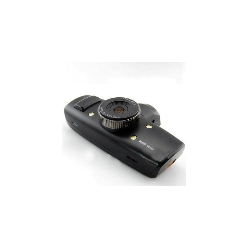 Автомобильный видеорегистратор, обзор 120°, Full HD, 1920×1080, 4xZoom, 1.5″ экран, G-сенсор, встроенный GPS, G-logger, HDMI, AV 185552