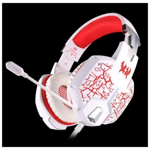 26538 - Геймерские наушники EACH G1100 с подсветкой, вибрацией и микрофоном