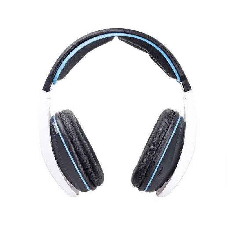 Беспроводные Bluetooth наушники Combaterwing STN-08 с микрофоном и объемным звуком