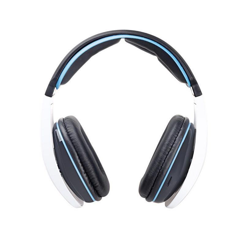 Беспроводные Bluetooth наушники Combaterwing STN-08 с микрофоном и объемным звуком 203756