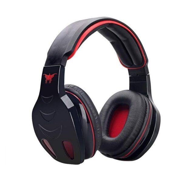 26683 - Беспроводные Bluetooth наушники Combaterwing STN-08 с микрофоном и объемным звуком