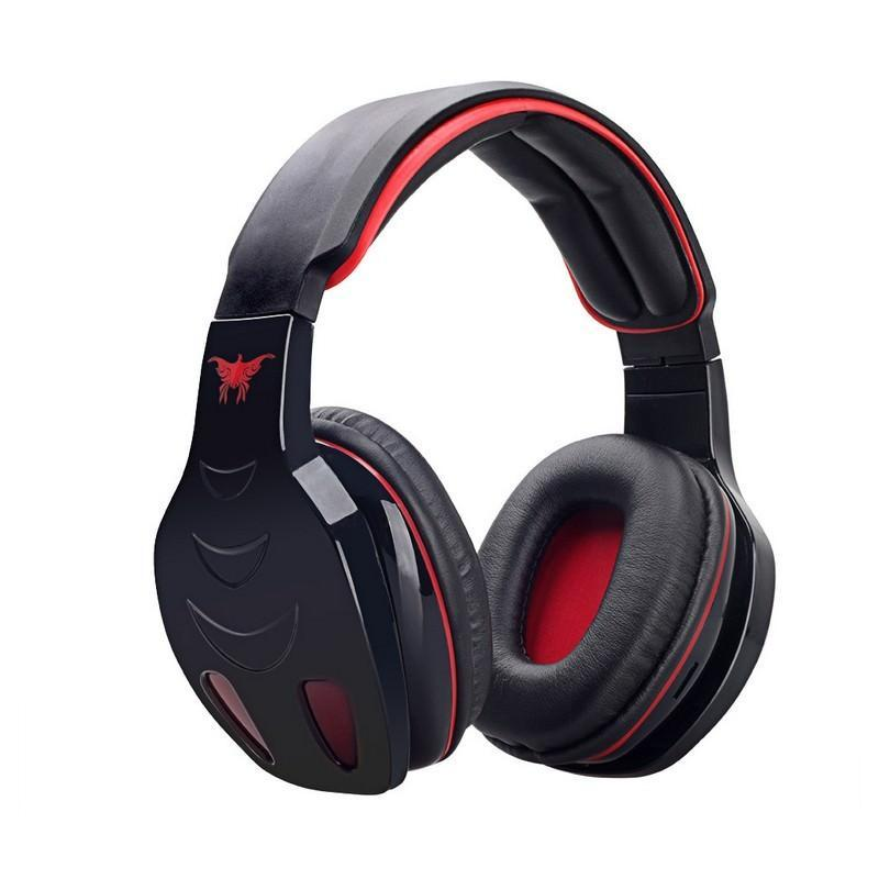 Беспроводные Bluetooth наушники Combaterwing STN-08 с микрофоном и объемным звуком 203766