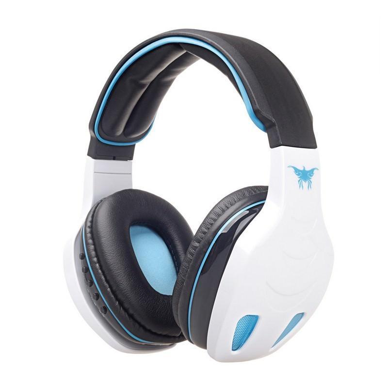 26684 - Беспроводные Bluetooth наушники Combaterwing STN-08 с микрофоном и объемным звуком