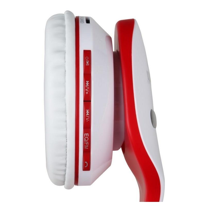 Складные Bluetooth наушники AT-BT808 с микрофоном 203855
