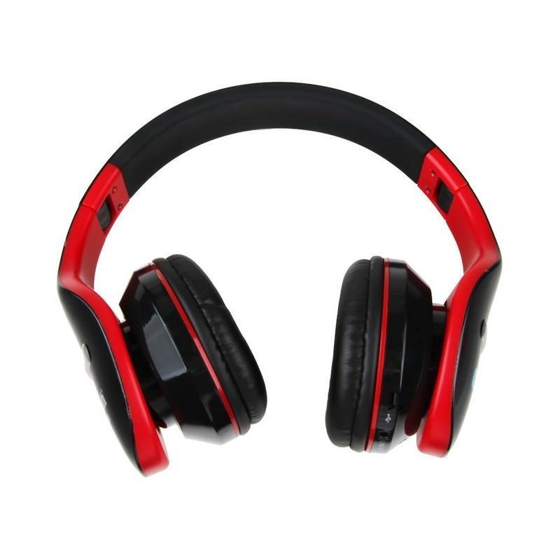 Складные Bluetooth наушники AT-BT808 с микрофоном 203856