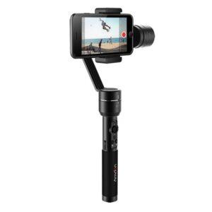 Трехосевой электронный стабилизатор AiBird Uoplay 2 для смартфонов и экшн-камер