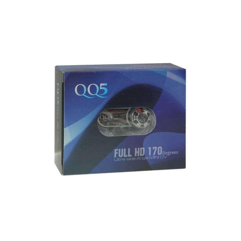 Мини камера QQ5 – 1080p/ 720p, угол обзора 170 градусов, ИК ночное видение, обнаружение движения, microSD 183422