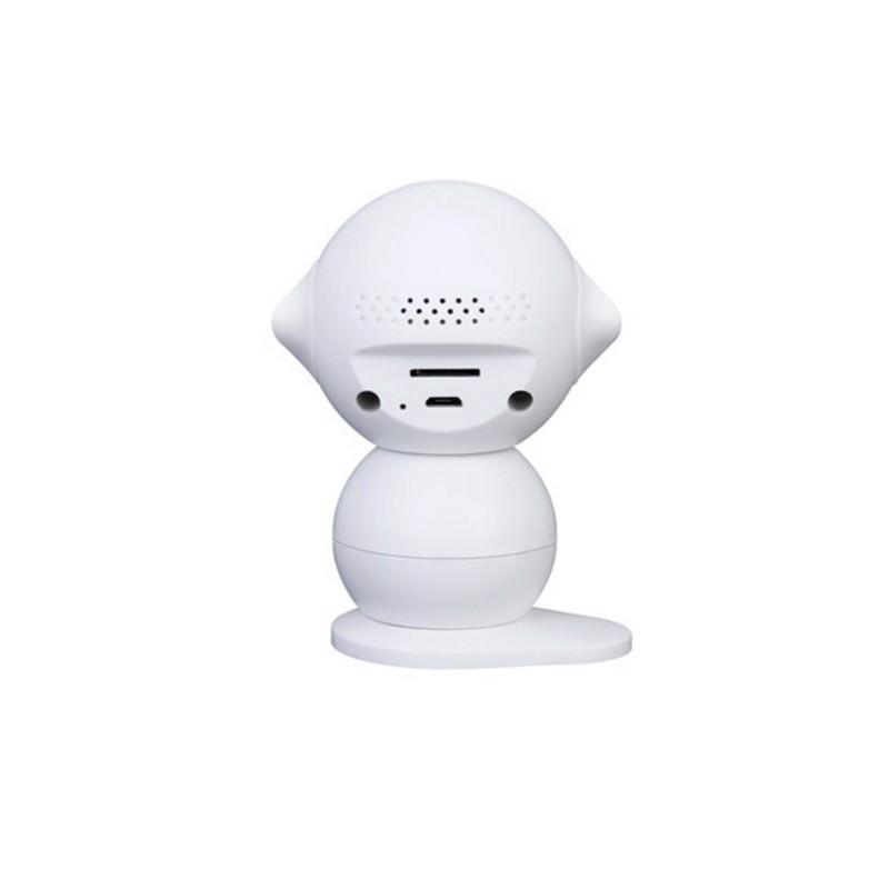IP камера ESCAM Elf QF200: 960Р, ночное видение, датчик движения, оповещения на смартфон, точка доступа Wi-Fi, Micro SD 64 Гб 204091