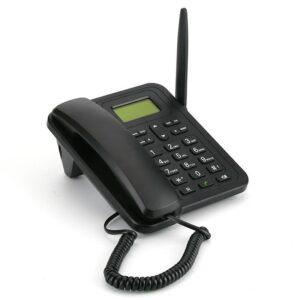 Стационарный беспроводный 3G телефон: SMS, 1000 мАч батарея, 3G 850/2100 мГЦ