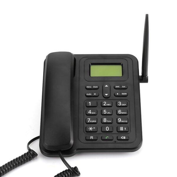 27062 - Стационарный беспроводный 3G телефон: SMS, 1000 мАч батарея, 3G 850/2100 мГЦ