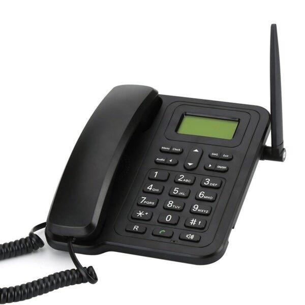 27063 - Стационарный беспроводный 3G телефон: SMS, 1000 мАч батарея, 3G 850/2100 мГЦ