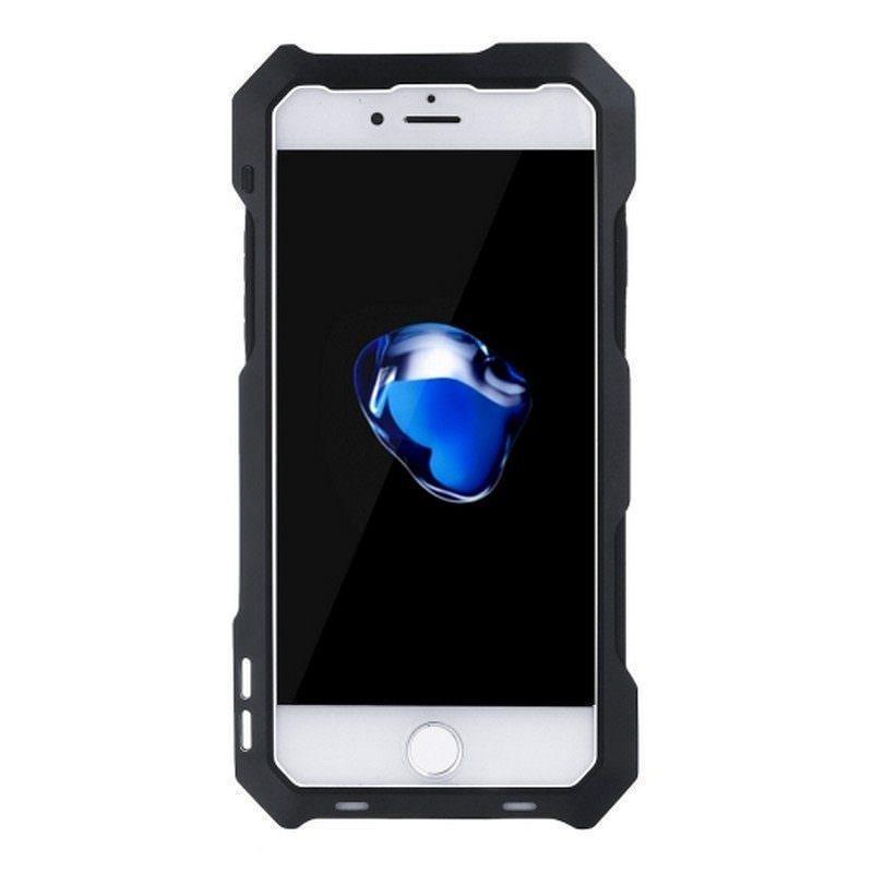 Алюминиевый чехол для iPhone 7 с тройным объективом камеры