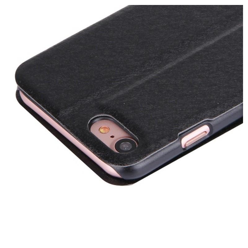 Чехол-книжка для iPhone 7 с Call-ID экраном и подставкой-держателем 204215