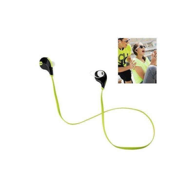 Беспроводная Bluetooth-гарнитура Jogger с микрофоном для телефона или планшета (iPad, iPhone, Samsung, Nokia, HTC, Xiaomi)