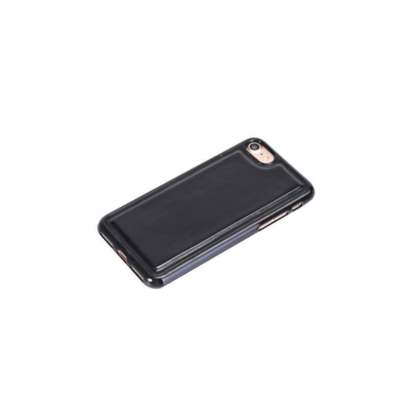Кожаный чехол-кошелек для iPhone 7 Plus со съемной крышкой из термопластичного полиуретана 204981