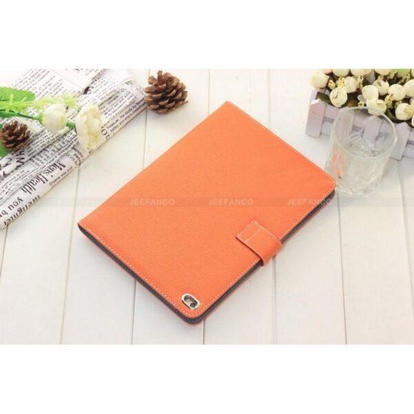 28201 - Чехол Jeefanco из натуральной кожи для iPad AIR