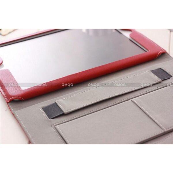 28209 - Стильный чехол-книжка Jeefanco для iPad AIR