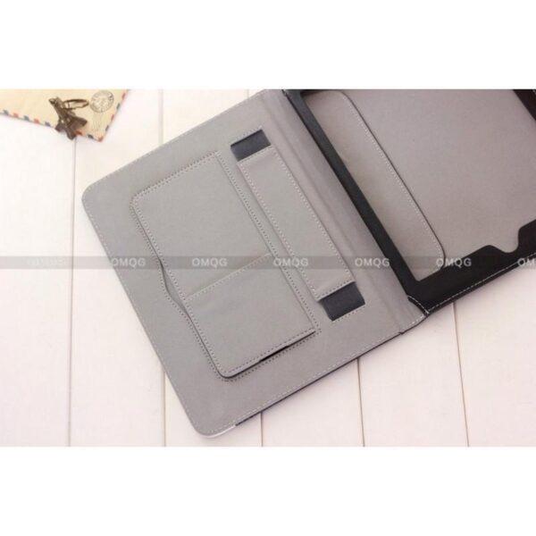 28210 - Стильный чехол-книжка Jeefanco для iPad AIR
