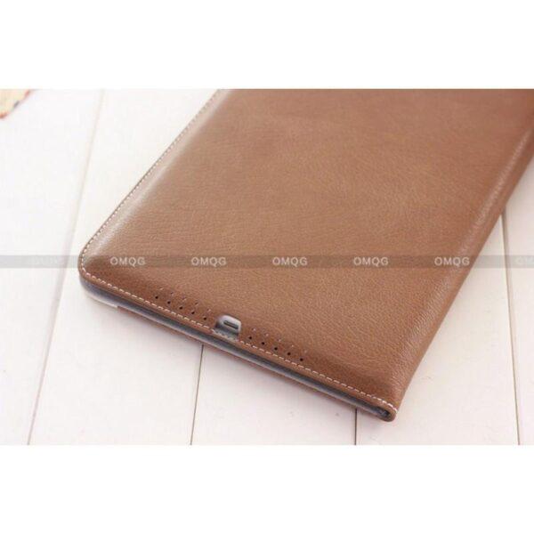 28211 - Стильный чехол-книжка Jeefanco для iPad AIR