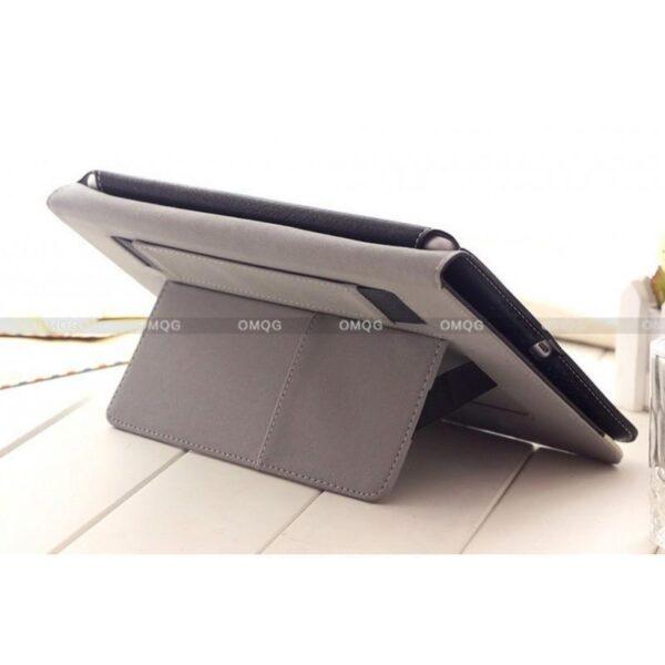 28212 - Стильный чехол-книжка Jeefanco для iPad AIR