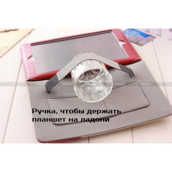 28213 - Стильный чехол-книжка Jeefanco для iPad AIR
