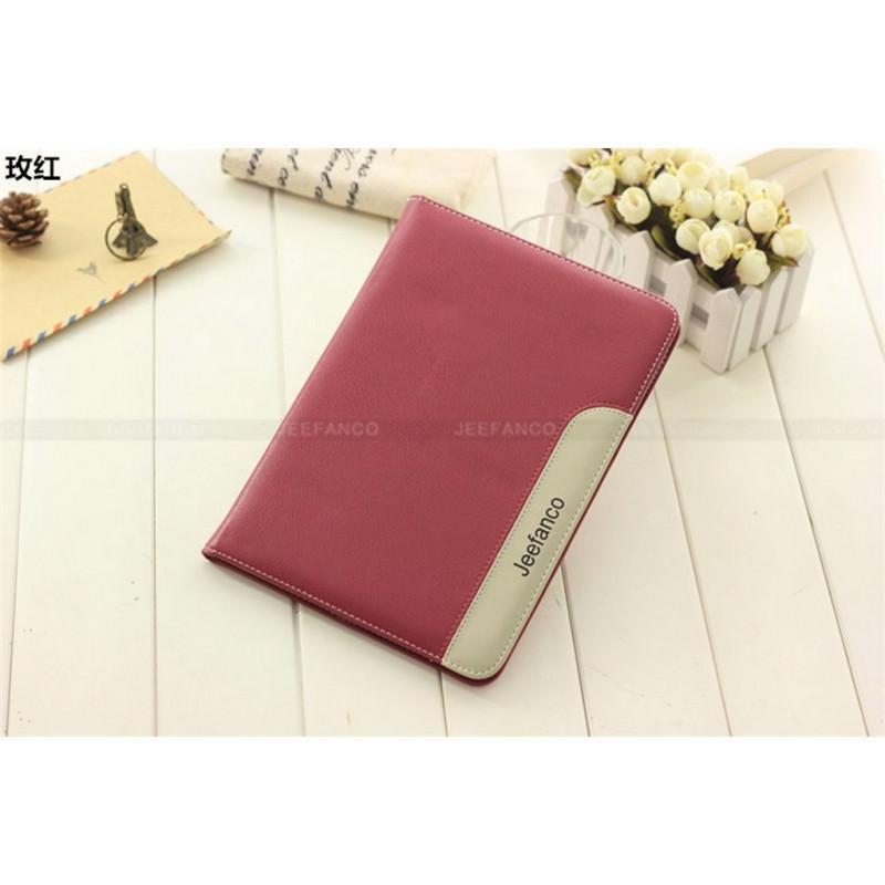 Стильный чехол-книжка Jeefanco для iPad AIR 205137