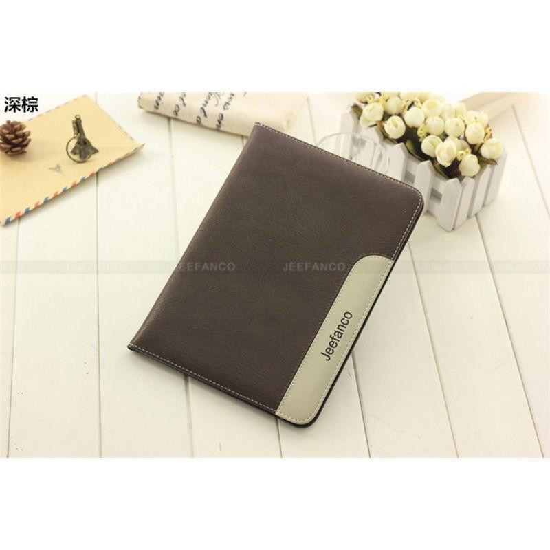 Стильный чехол-книжка Jeefanco для iPad AIR 205138