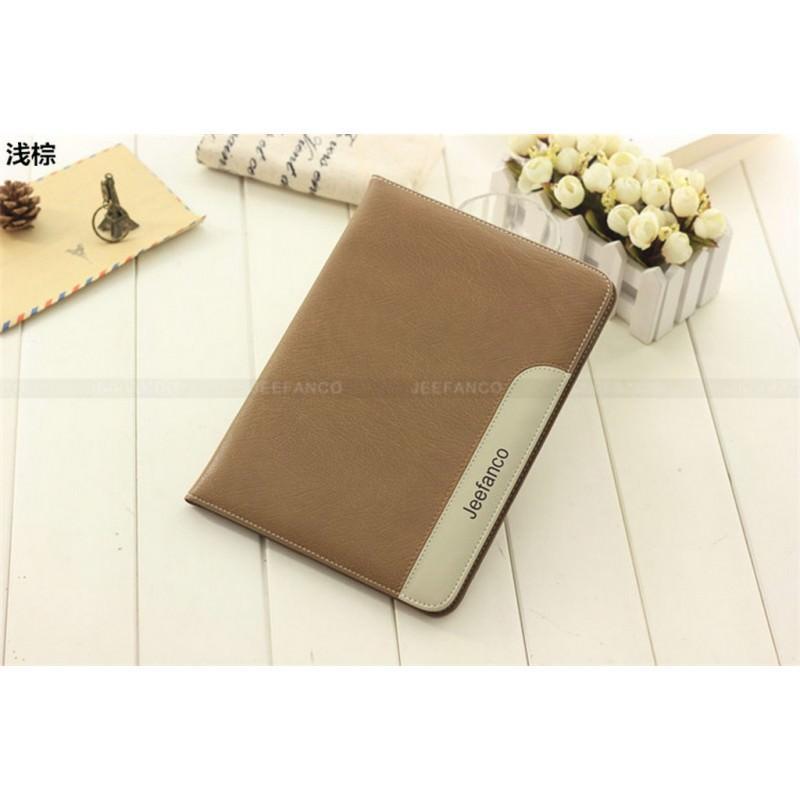 Стильный чехол-книжка Jeefanco для iPad AIR 205140