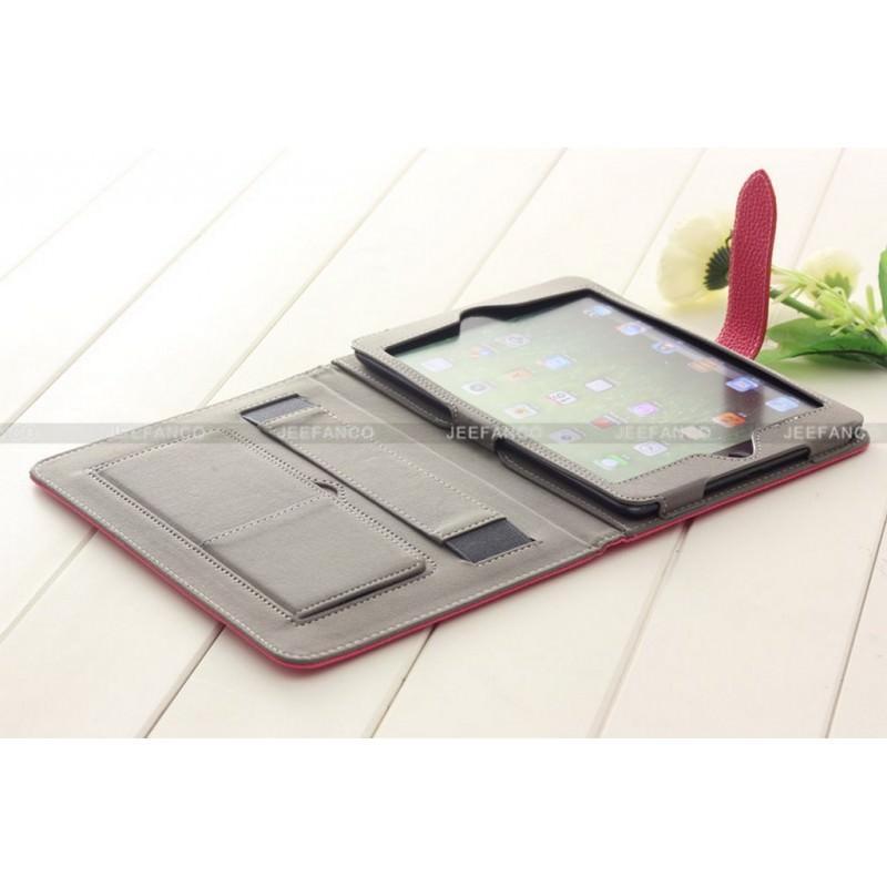 Кожаный чехол Jeefanco для iPad mini / mini 2 / mini 3 205168