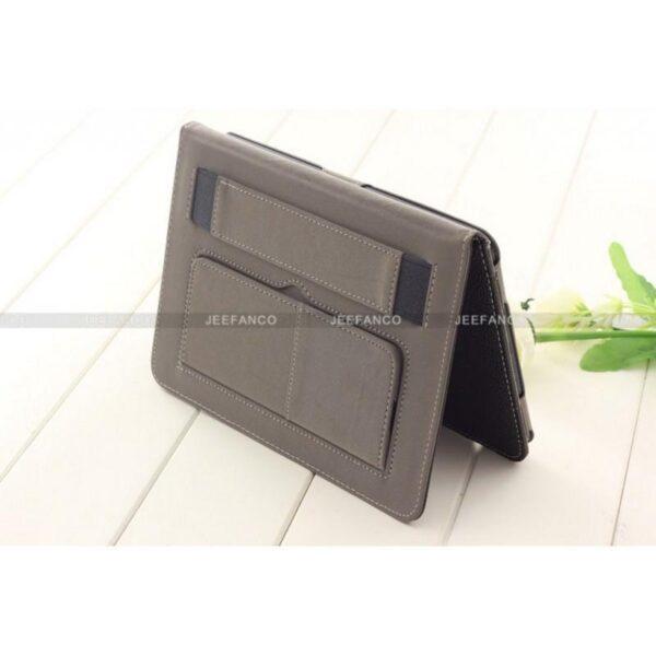 28259 - Кожаный чехол Jeefanco для iPad mini / mini 2 / mini 3