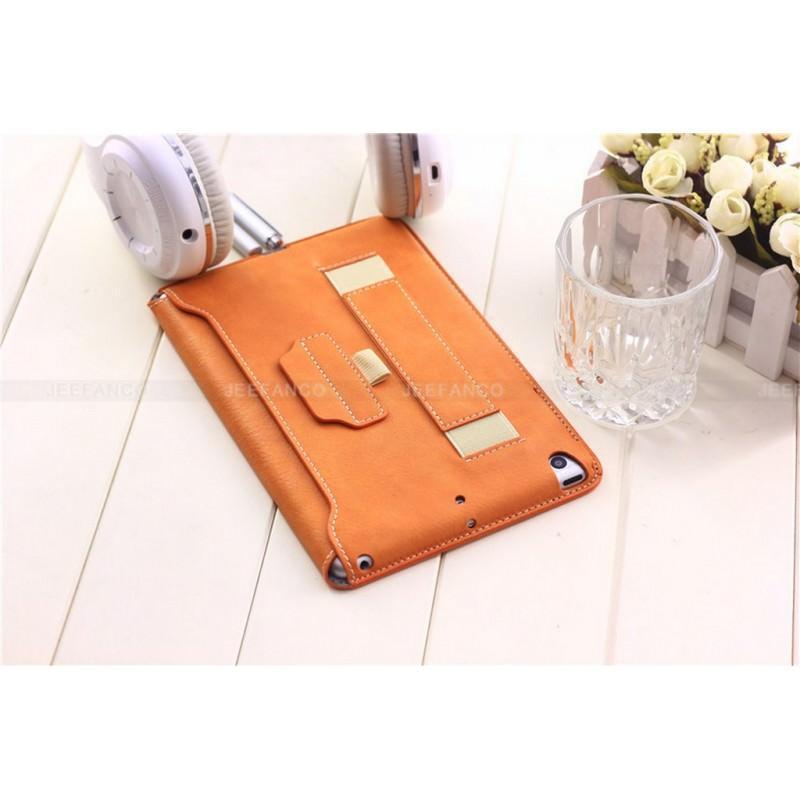 28272 - Кожаный чехол Batt от Jeefanco для iPad mini / mini 2 / mini 3