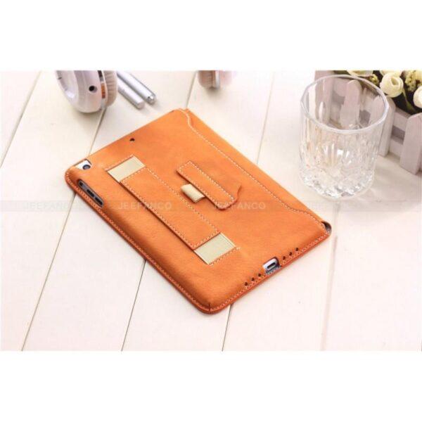28274 - Кожаный чехол Batt от Jeefanco для iPad mini / mini 2 / mini 3