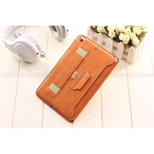 28276 - Кожаный чехол Batt от Jeefanco для iPad mini / mini 2 / mini 3