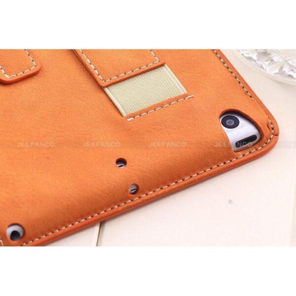 28277 - Кожаный чехол Batt от Jeefanco для iPad mini / mini 2 / mini 3
