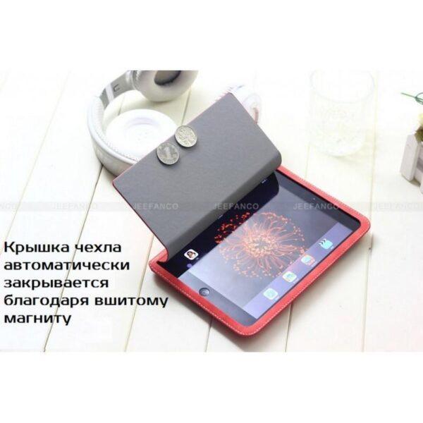 28279 - Кожаный чехол Batt от Jeefanco для iPad mini / mini 2 / mini 3