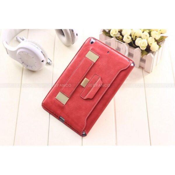 28281 - Кожаный чехол Batt от Jeefanco для iPad mini / mini 2 / mini 3