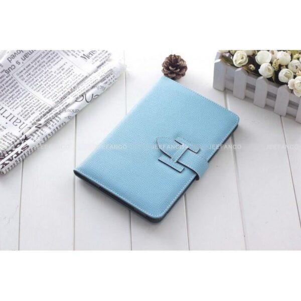 28443 - Стильный кожаный чехол iPcase от Jeefanco для iPad mini 4