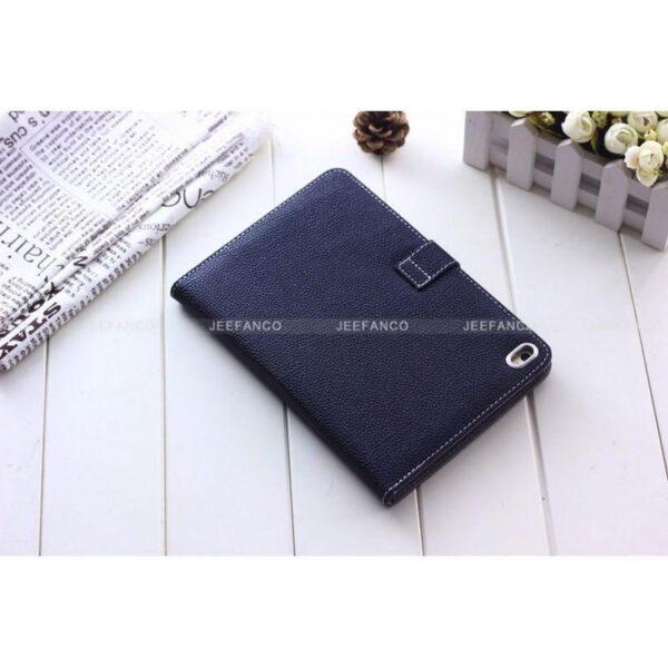 28445 - Стильный кожаный чехол iPcase от Jeefanco для iPad mini 4