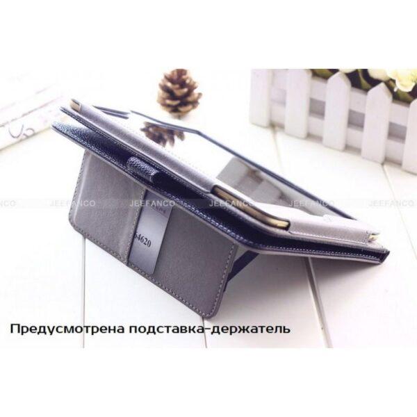28446 - Стильный кожаный чехол iPcase от Jeefanco для iPad mini 4