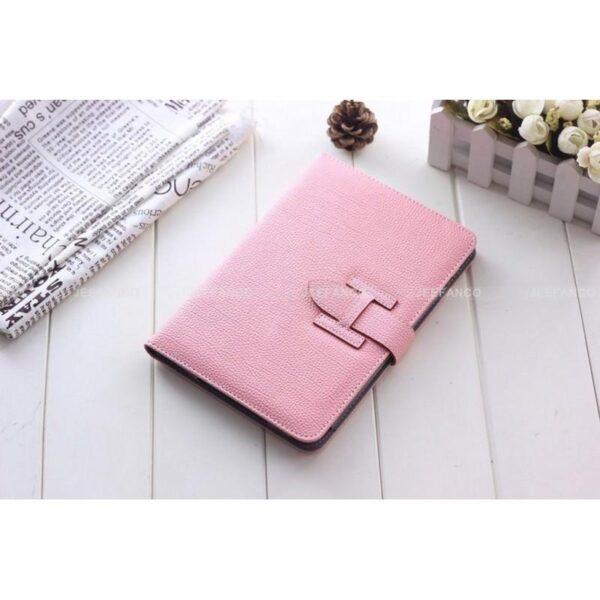 28451 - Стильный кожаный чехол iPcase от Jeefanco для iPad mini 4