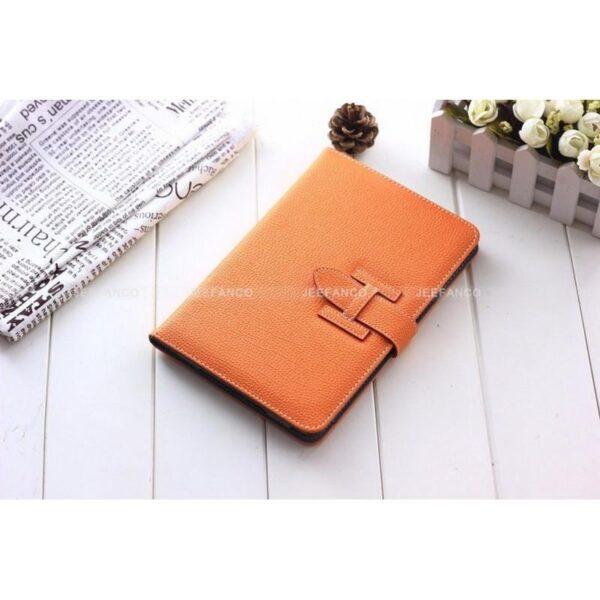 28453 - Стильный кожаный чехол iPcase от Jeefanco для iPad mini 4